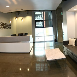 3- Reception Area - Entrance 1